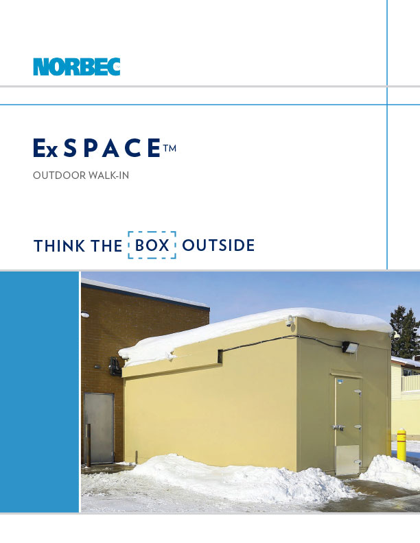 ExSpace Brochure-Outdoor Walk-Ins