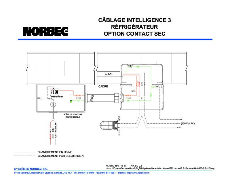 Module I3 – Dessin réfrigérateur