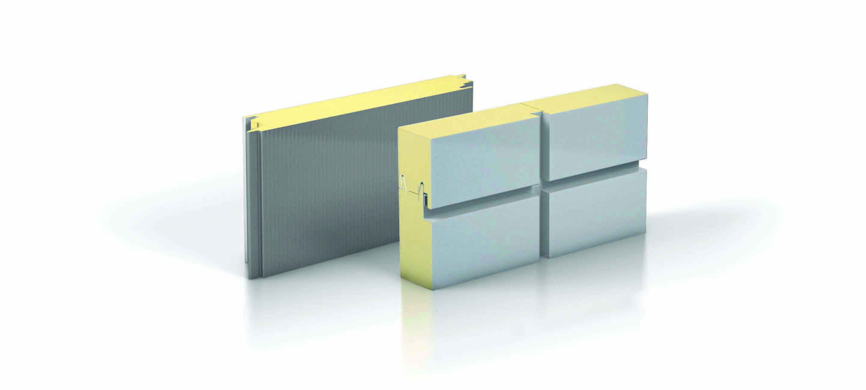 Insulated Metal Panels – Polyurethane core panels