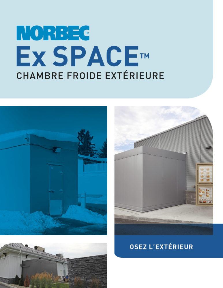 Brochure ExSpace – Chambre extérieure