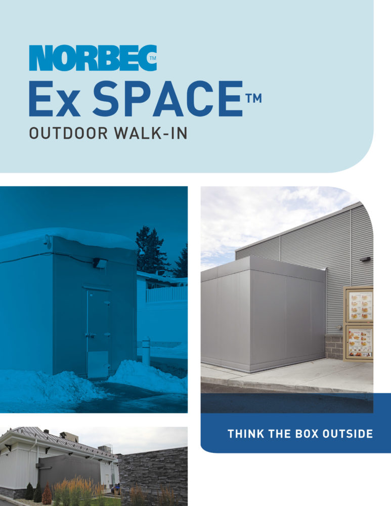 ExSpace Brochure – Outdoor Walk-in