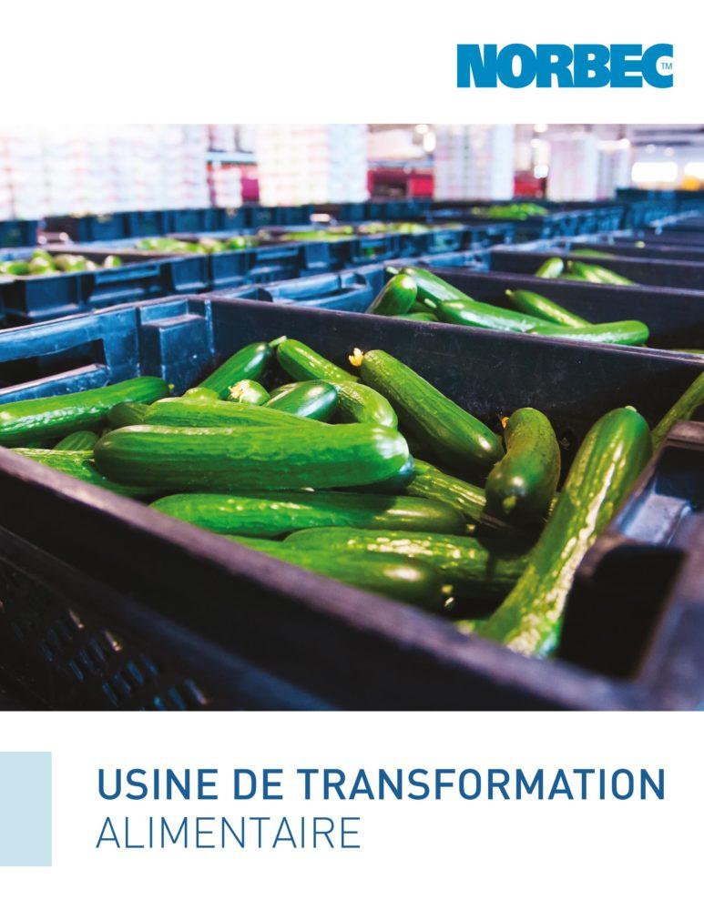 Usine de transformation alimentaire