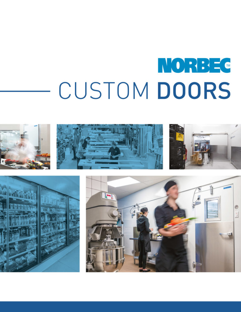 Custom Doors Brochure