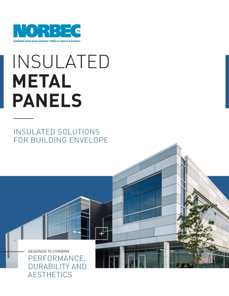 Insulated Metal Panel Solutions – Brochure
