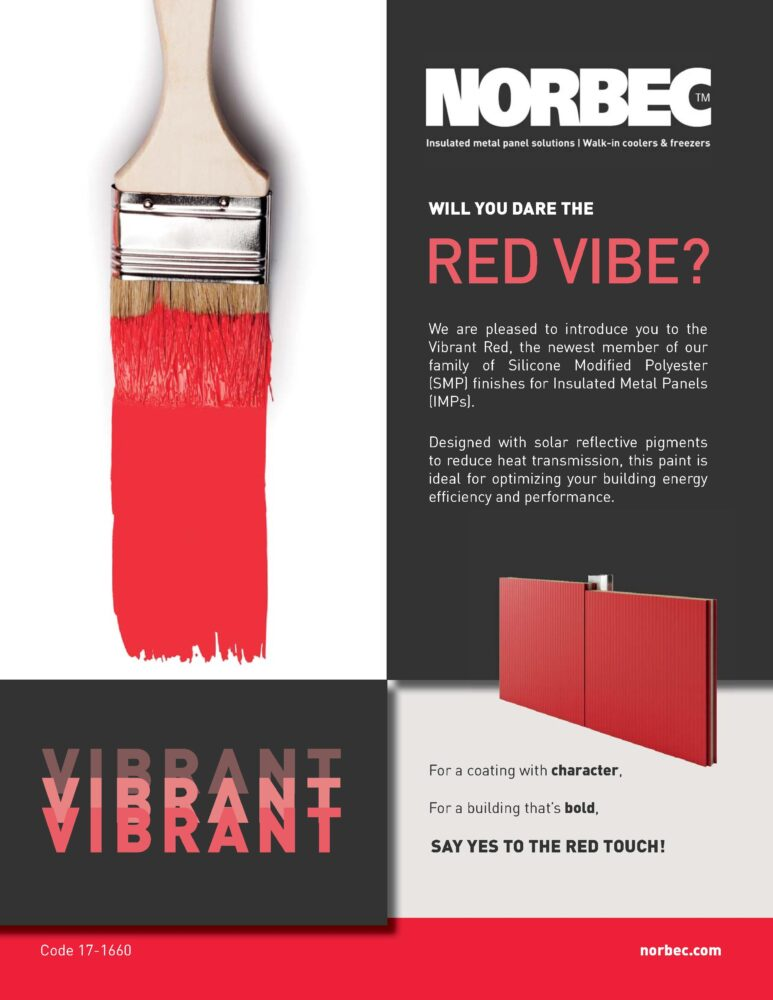 Vibrant Red – One Pager