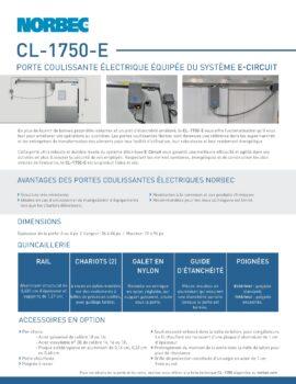 CL-1750-PORTE-ELECTRIQUE