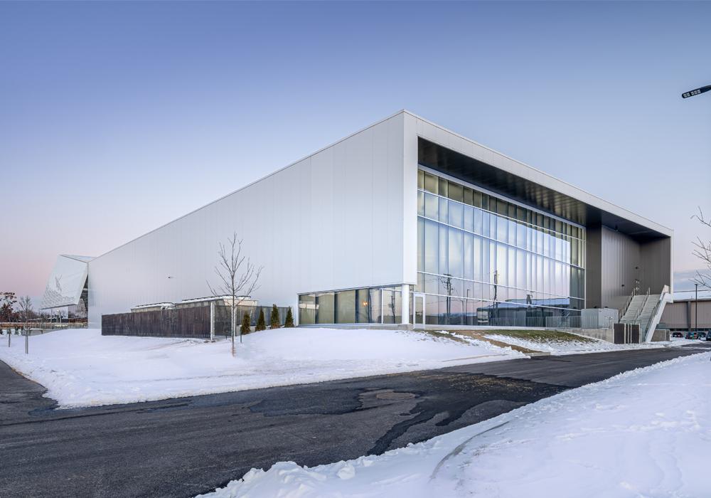 Centre aquatique de Brossard 1